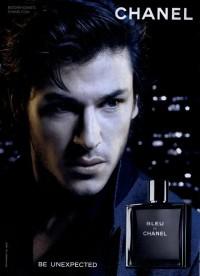 Chanel Fragrance Ad Campaign Bleu Shot #5 | MyFDB