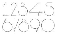 Hurumufu font | SerialThriller™