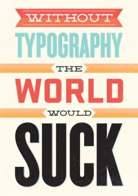 28 Best Typography designs and illustrations for your inspiration