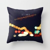 Roadtrip Throw Pillow by RDelean | Society6