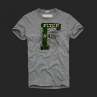 Abercrombie and Fitch Brussel Heren Tees 370