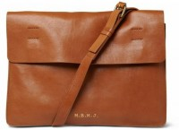 Marc By Marc Jacobs Leather Messenger Bag in Brown for Men | Lyst