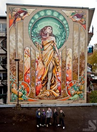 STREET ART UTOPIA » We declare the world as our canvas » 106 of the most beloved Street Art Photos – Year 2011