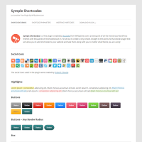 Symple Shortcodes Free WordPress Shortcodes Plugin - WPExplorer