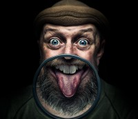 """500px / Photo """"Say What?"""" by J Dravir"""