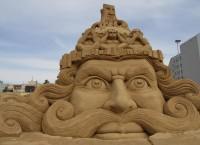 Inacreditáveis Esculturas de Areia