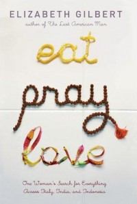 The Book Cover Archive: Eat, Pray, Love, design by Helen Yentus