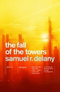 The Book Cover Archive: The Fall of the Towers, design by Evan Gaffney