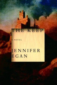 The Book Cover Archive: The Keep, design by John Gall