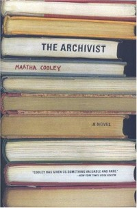 The Book Cover Archive: The Archivist, design by Amy Goldfarb