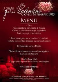 San Valentino, la Serata più romantica è vicino a Bassano alla Casa dei Gelsi!