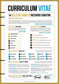 Graphic designer resume, tips and examples | Photography, graphic design, web tendencies, inspiration roundups, Photoshop & Illustrator tutorials, social media and more from Latin America and the world