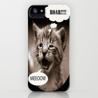 I is TIGER iPhone Case by Veronica Ventress | Society6
