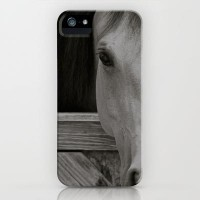 Horse iPhone Case by Veronica Ventress | Society6
