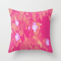 Forget me not Throw Pillow by Veronica Ventress | Society6