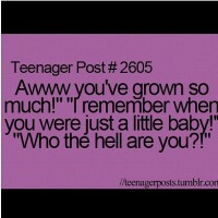 Awww You're grown so much- Lol Image