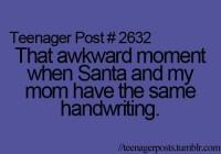 awkward mom santa- Lol Image