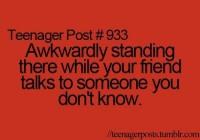 awkward girl relationship- Lol Image