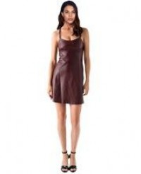 Leather dresses for women - black leather dresses