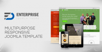 CMS Themes - Enterprise-Multipurpose Responsive Joomla Theme | ThemeForest
