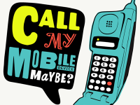 Call my mobile, maybe? by Troy Chafin