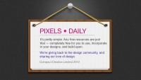 Message Board / Notice PSD | PixelsDaily