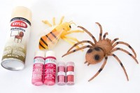 DIY Giant Gilded Love Bugs | Studio DIY®