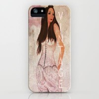Vintage iPhone Case by Veronica Ventress | Society6