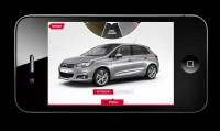 CITROËN MOBILE APP on the Adweek Talent Gallery