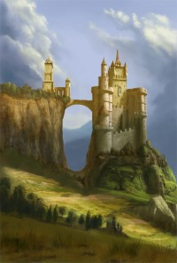 castle on the hills by *meisl