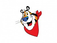 Tony The Tiger Vector Logo - LOGO DESIGN ELEMENTS - Cartoon : LogoWik.com