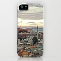 Oriental view 2 iPhone Case by pascal | Society6
