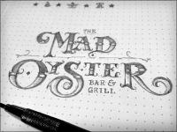 Toodles 30: The Mad Oyster by Joshua Bullock
