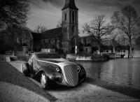 Ugur Sahin Design - Rolls Royce Jonckheere Aerodynamic Coupe II
