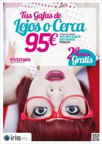 Campaña Monofocales Iris Visión | G2 DISSENY