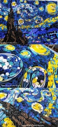 Beautiful Paper Art – Quilling | Just Imagine – Daily Dose of Creativity