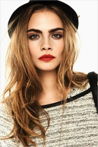 Fashion — Cara Delevingne by Mateusz Stankiewicz for Reserved Spring Summer Campaign