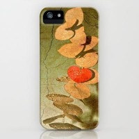 Laurel heart 2 iPhone Case by pascal | Society6