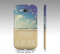 Samsung galaxy S3 iphone 44s5 case Adventure by VintageChicImages