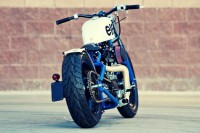 Harley-Davidson 'Del Ray' by DP Customs