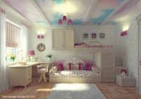Google Image Result for http://dailyoo.com/wp-content/uploads/2013/02/Remarkable-Childs-Room-Cloud-Ceiling-Mural-Girls-Room-600x422.jpg
