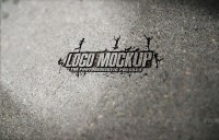 11 Photorealistic Pressed Logo Mock-Ups - GraphicRiver Previewer