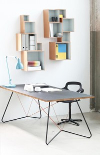 Ordiri | 'On a String' table by OK Design Denmark