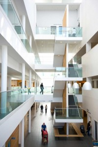 Architecture Photography: New Stobhill Hospital / Reiach And Hall Architects - New Stobhill Hospital / Reiach And Hall Architects (119566) - ArchDaily