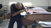 Carrozzeria Touring Disco Volante 2013 construction - Car Body Design