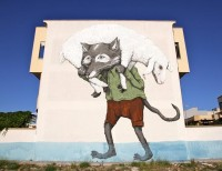 Street Artist Erica Il Cane » Design You Trust – Design Blog and Community