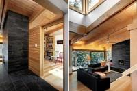 Seasonal Ontario Cabin by Altius Architecture | Inthralld