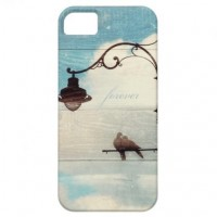 Turtledoves - Love Forever and Ever iPhone 5 Case from Zazzle.com