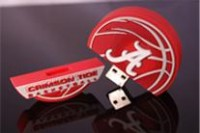 Custom Rubber 2D PVC USBs, Custom Rubber USB Drive