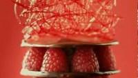 ROUGE by Carte Noire : Millefeuille choco-framboise au café serré - YouTube